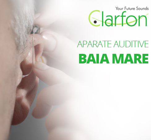 aparate auditive Baia Mare