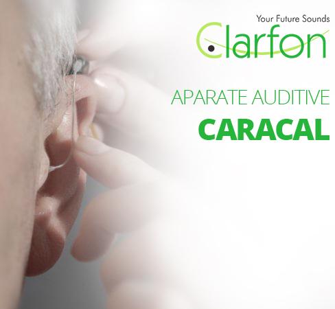 Aparate Auditive Caracal