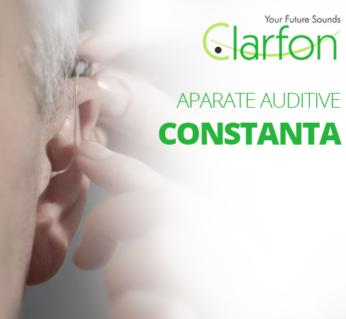 Aparate auditive Constanta