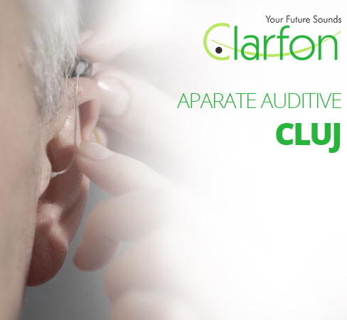 aparate auditive cluj