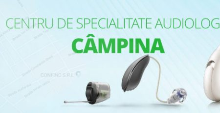 Aparate Auditive CAMPINA