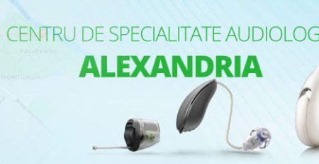 aparate auditive alexandria