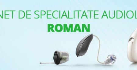 Aparate Auditive Roman